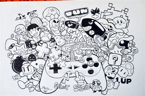 Nintendo by MrPyl on DeviantArt