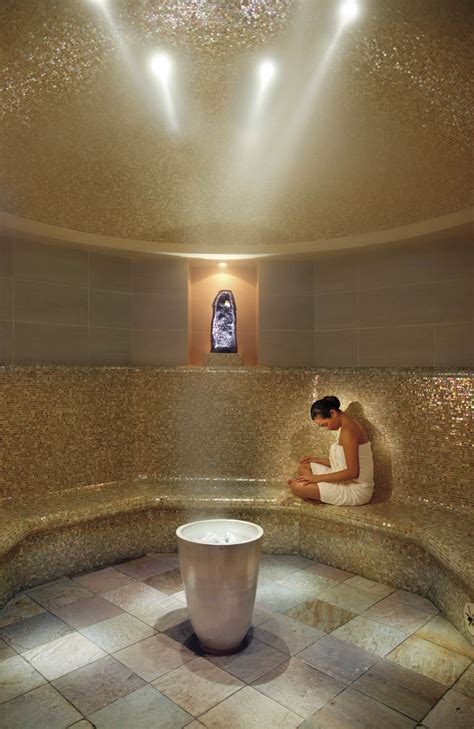 with steam room the 5 spa at mandarin new york launches quot spa for a year quot supporting october
