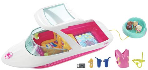 barbie boat with puppies sale on barbie dolphin magic ocean view boat barbie now