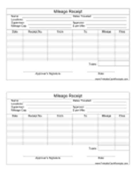reimbursement receipt template printable receipts