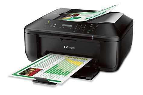 Printer Canon F4 pixma mx472