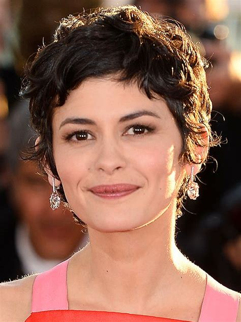 pixie french hairstyle 185 best images about audrey tautou on pinterest audrey
