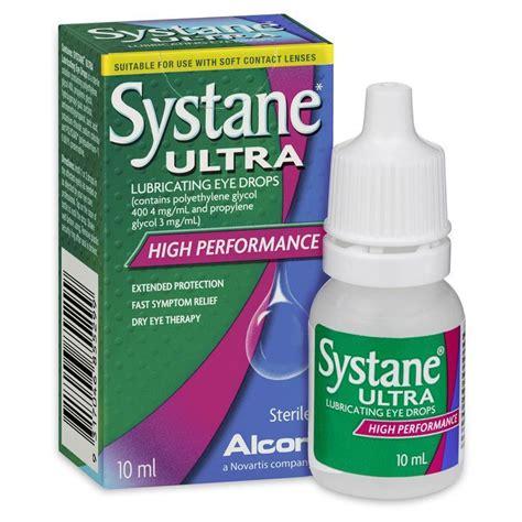 Systane Ultra systane ultra lubricant eye drops 10ml epharmacy