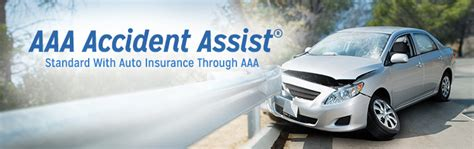 aaa insurance claim services accident assist