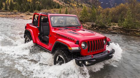 2018 Jeep Wrangler Debut by 2018 Jeep Wrangler Debuts In L A Has Quot More Of Everything