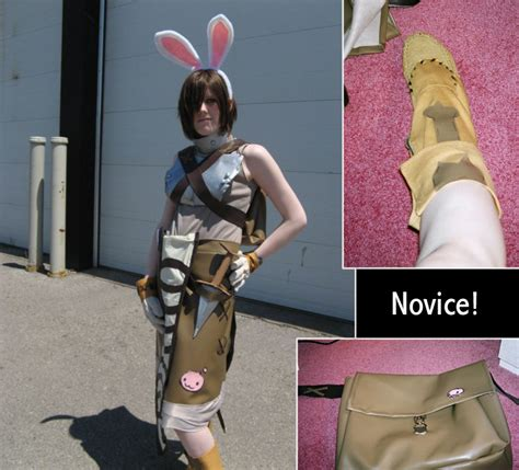 ragnarok novice cosplay  michiroo  deviantart