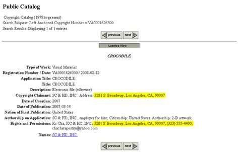 Copyright Office by 84 Federal Register Notice Us Copyright Office Part Ii