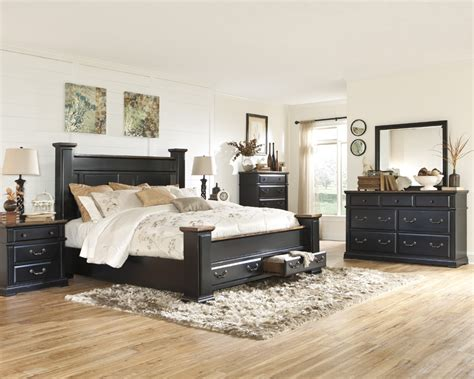 ashley furniture black bedroom set ashley furniture black bedroom set bedroom at real estate