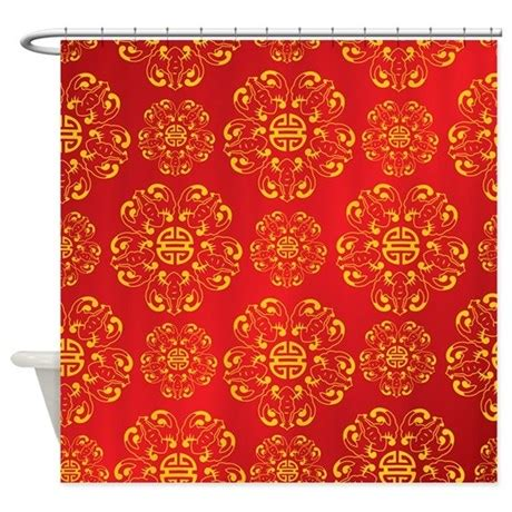 asian inspired curtains asian inspired shower curtain by bestshowercurtains