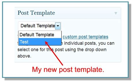 custom post template unique style for each post custom post template