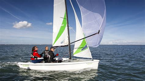 on a boat sailing rs quest the best seller for training or family sailing