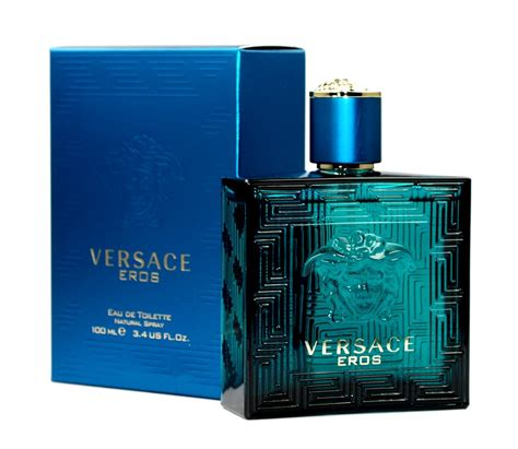 Murah Parfum Original Tester Versace Eros 100ml Edt versace eros for edt tester 100ml ezyhero