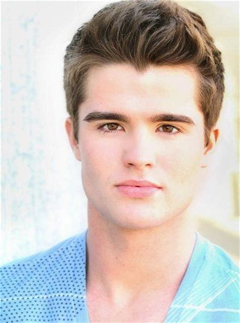 hairstyles for guys with widows peak men s widows peak hairstyles trends spencer boldman lab