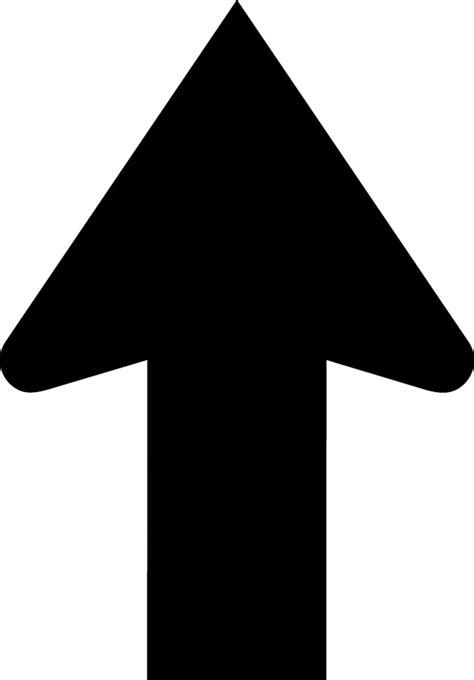 Straight Arrow Auxiliary, Silhouette   ClipArt ETC