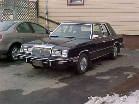 1984 Chrysler Lebaron by Planetdude 1984 Chrysler Lebaron Specs Photos