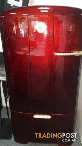 retro kelvinator fridge