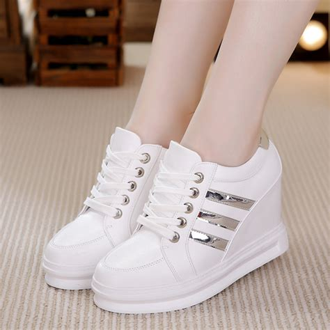 Sepatu Wedges Slip On As08 Putih sepatu wedges adidas 06 putih elevenia