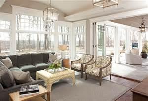 hearth room ideas beautiful sunroom leading out to a covered patio i love
