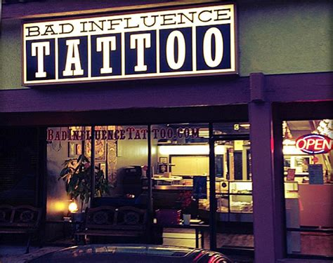 tattoo shops in orange county bad influence orange county occinteriordesign