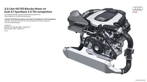 audi  sportback  tdi competition engine hd