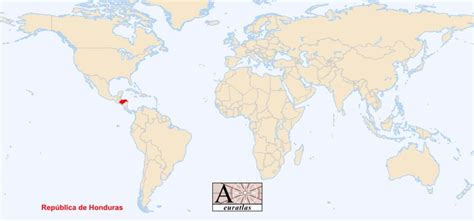 where is honduras located on the world map world atlas the sovereign states of the world honduras