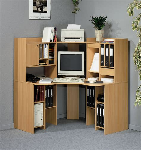 Plans For Desks For Home Office Computer Desk Plans Woodworker Magazine