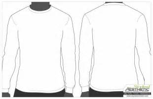 Sleeve T Shirt Template Vector Free by Black T Shirt Template Vector Pictures To Pin On