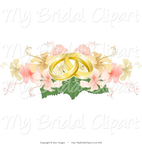 free wedding clipart royalty free stock bridal designs of wedding rings