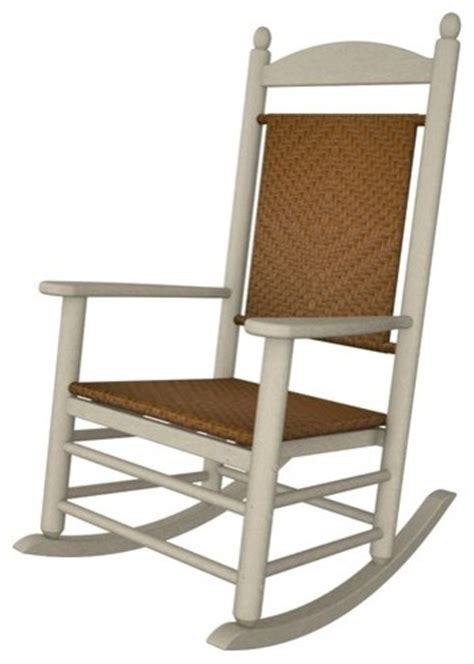 Kennedy Rocking Chair by Kennedy Presidential Rocking Chair Modern Outdoor Products