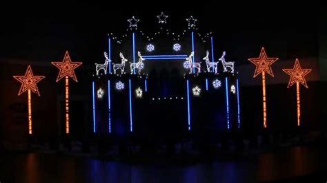 best christmas lights show 2014 o come o come emmanuel