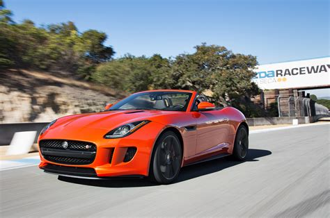 jaguar f type 2014 jaguar f type v8 s first test motor trend