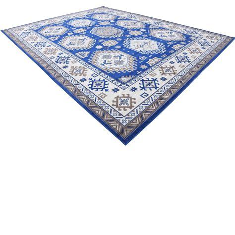 10 X 12 Navy Area Rug - navy blue 10 x 12 11 tribeca area rugs modern geometric
