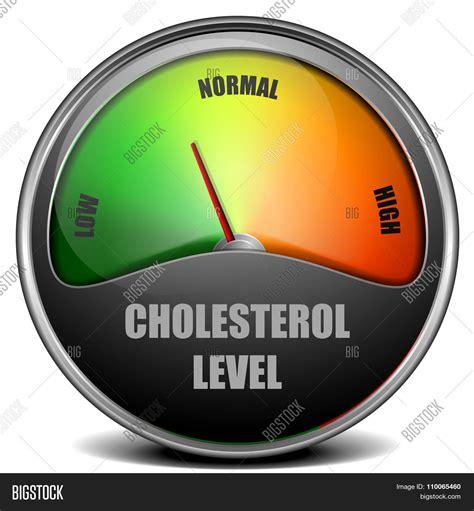 Cholesterol Meter Illustration Cholesterol Meter Vector Photo Bigstock