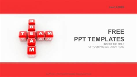 Dream Team Business Ppt Templates Team Powerpoint Templates Free
