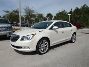 2014 White Buick Lacrosse 302 Found