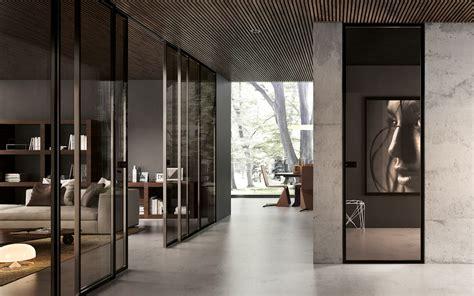 porte interne in vetro porte interne in vetro e vetrate scorrevoli garofoli