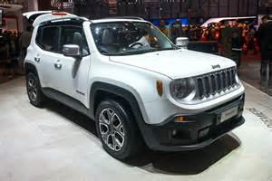 Fiat Jeep News Gallery Jeep Renegade Pictures And On Fiat Merger