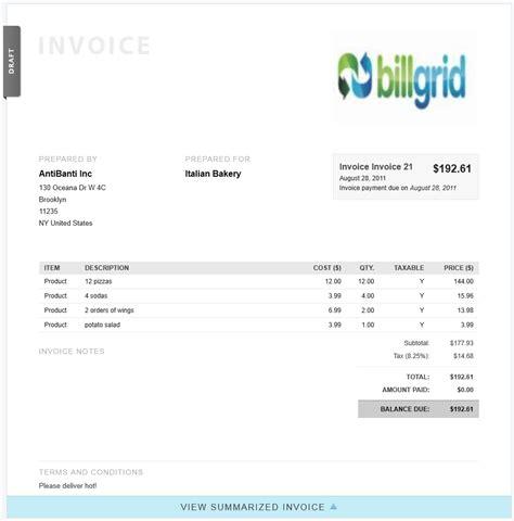 quicken invoice template invoice template 2017