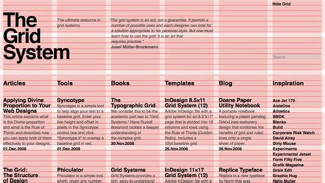 designing grid layouts for the web design graphic the discovery and immediate love of swiss design sarah