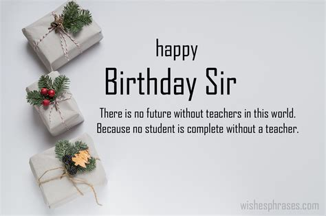 birthday wishes to sir birthday quotes for sir principle birthday wishes for sir