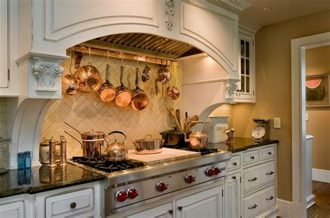 copper accent kitchen the enduring style of the traditional kitchen