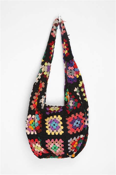 pattern for crochet bag hobo 384 best crochet purses images on pinterest crocheted