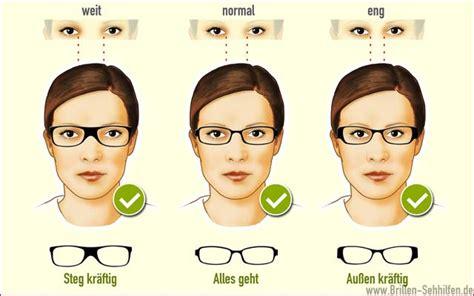 welche brille fuer ein herzfoermiges gesicht