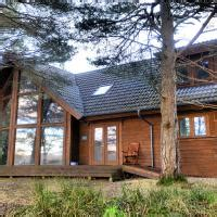 Family Log Cabins Scotland by Artichouse Scotland