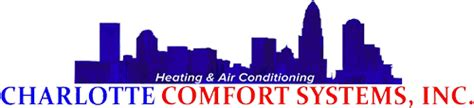 comfort systems charlotte nc air conditioning service ac installation ac unit