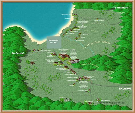 coco resort belize map anillla coco resort