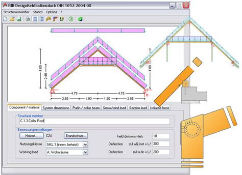 rib structural engineering design proofs