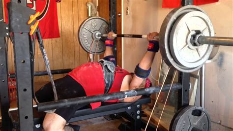 bench press resistance bands training my bench press with resistance bands youtube