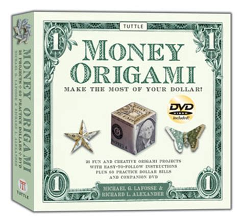 money a novel books origamido money origami kit