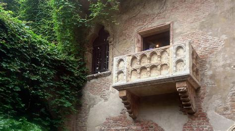 Verona Casa Di Romeo by Casa Di Giulietta Balcone E Casa Di Giulietta A Verona